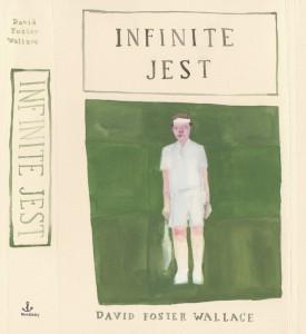 Infinite Jest by Jennie Ottinger