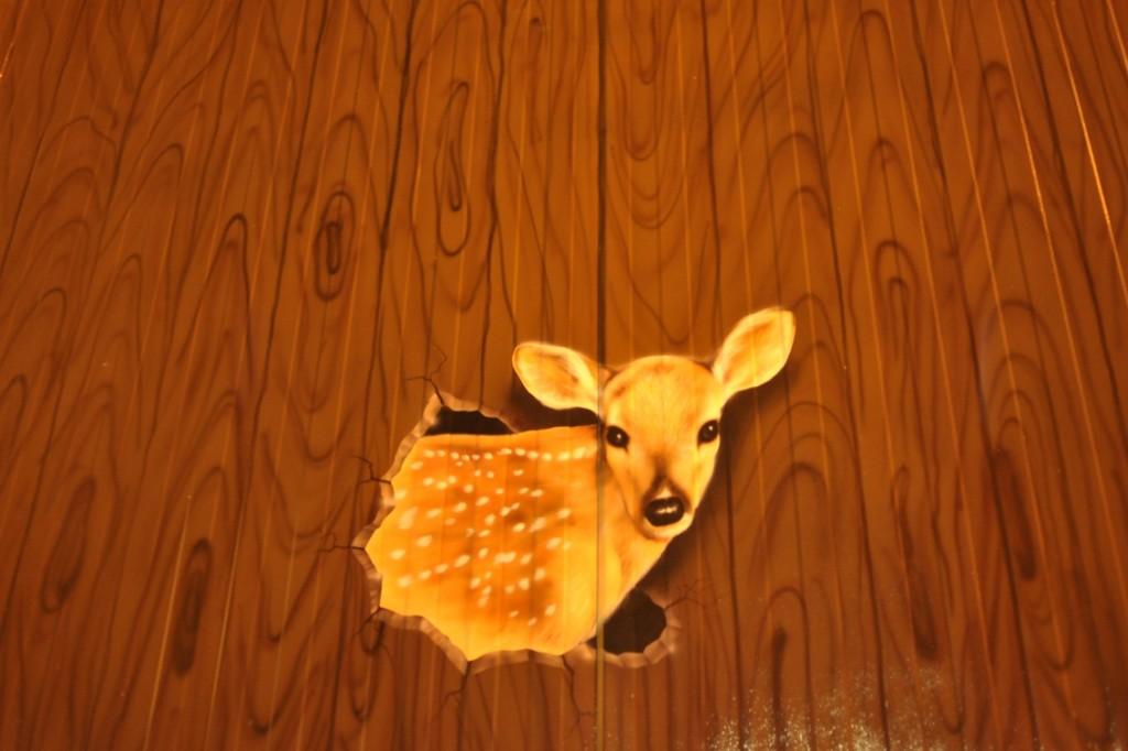 Bambi 2D