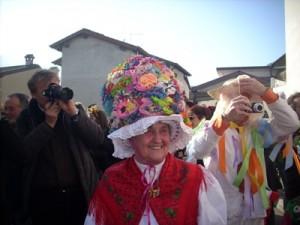 Carnevale a S. Giorgio di Resia