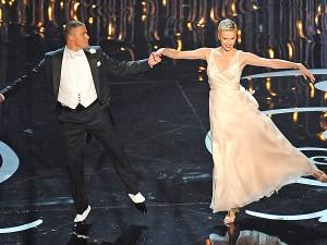 Charlize Teron balla con Channing Tatum