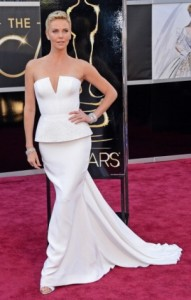 Charlize Teron in Dior