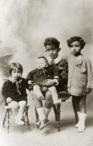 i quattro fratelli Mmarincola.
