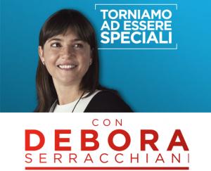 Debora Serrachiani