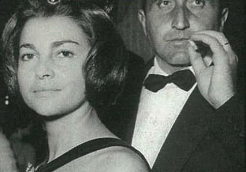 Anna Fallarino e il marito Camillo Casati