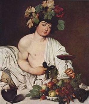Michelangelo_Caravaggio bacco