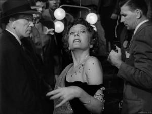 Gloria Swanson in Viale del Tramonto.