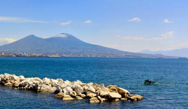 Napoli e il suo mare