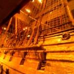 Il Vasa oggi, al museo
