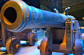 Un cannone del Vasa