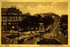 PotsdamerPlatz: Berlino anni trenta