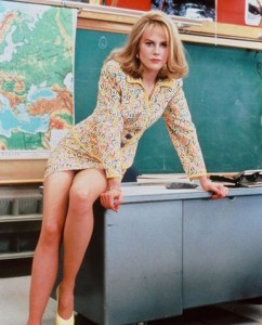 To Die For - sexy teacher Nicole Kidman