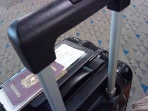 Se non altro, in viaggio l'eBook pesa meno...