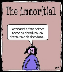 The immor(t)al