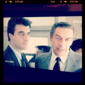 Logan e Briscoe i detective di Law & Order.