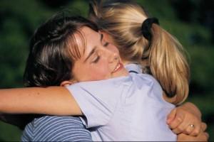 Un abbraccio ad un'amica!
