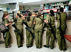soldier-israel-women