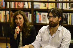 Federica Gramegna e Matteo Chiavarone