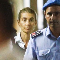Giulia Ligresti, in uno dei suoi migliori travestimenti.