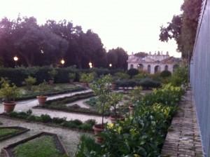 I Giardini segreti, non accessibili (altrimenti non sarebbero segreti)