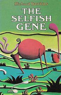 Il libro 'Il gene egoista' di Richard Dawkins