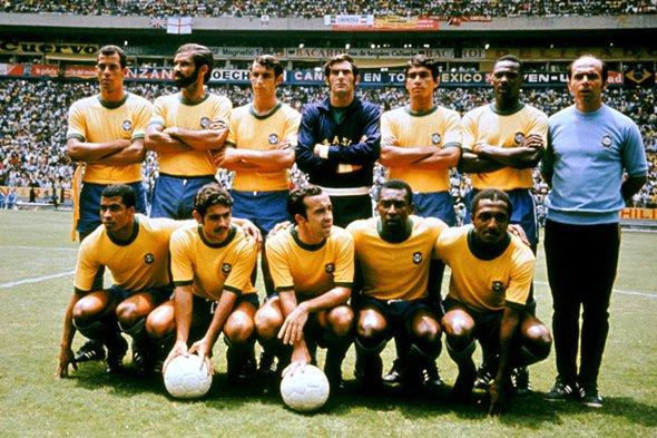 Il Brasiel del 1970