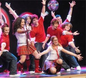 Le popolari, il mondo di Patty, Disney Channel.