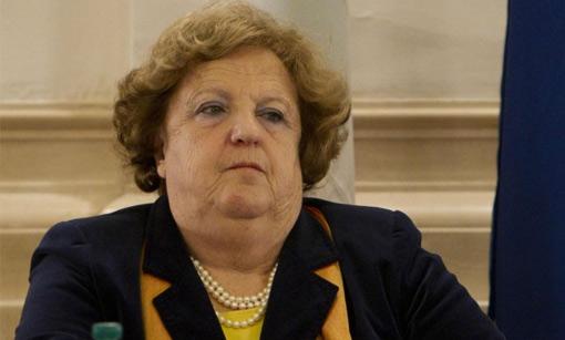 Annamaria Cancellieri (Roma, 22 ottobre 1943), ministro della giustizia del governo Letta.