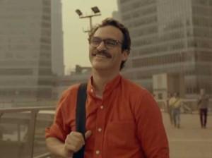 """Joaquin Phoenix in """"Her"""" di Spike Jonze, noi facciamo il tifo per lui"""