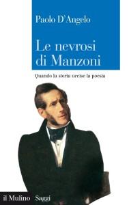 """La copertina del libro """"La nevrosi di Manzoni"""" di"""