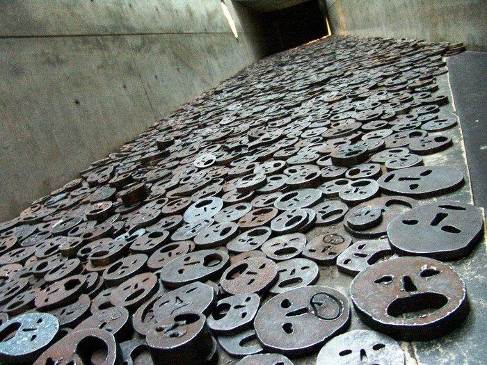 Foglie Morte - Museo Shoah Berlino