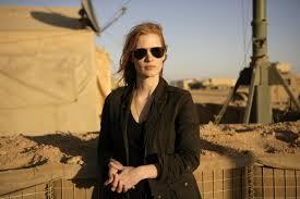 Jessica Chastain in Zero Dark Thirty di Katrhyn Bigelow