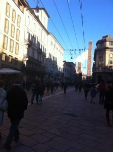 E una bella gita a Bologna?