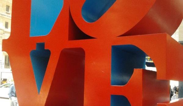 Love, New York. Foto di Camilla Pertegato.