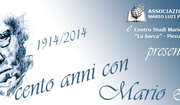100 anni con Mario Luzi
