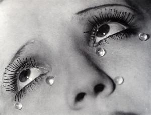 Man Ray, Lacrime di vetro 1930