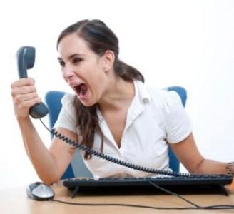 Quando parli con un call center, tutto è possibile.