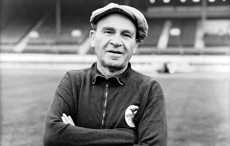 Béla Guttmann (Budapest, 27 gennaio 1899  – Vienna, 28 agosto 1981)