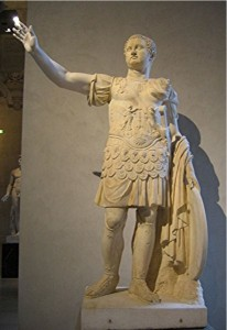 Statua dell'imperatore Tito
