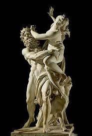 """""""Il ratto di Proserpina"""" del Bernini, Galleria Borghese, Roma"""