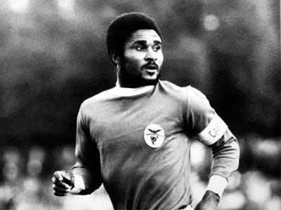 Eusébio da Silva Ferreira (Lourenço Marques, 25 gennaio 1942 – Lisbona, 5 gennaio 2014)