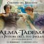 Alma tadema locandina