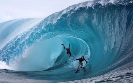 Surf Tahiti 2013
