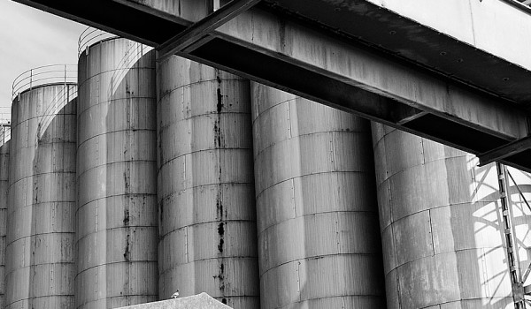 grandi silos - Roberto Kalamun Pasini