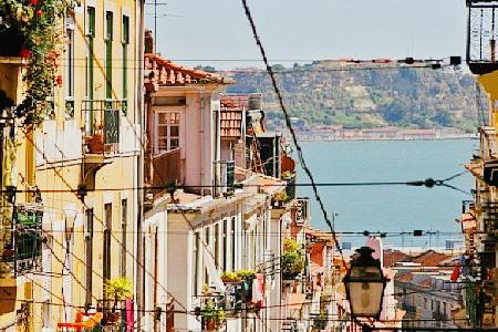 Lisbona Barrio Alto