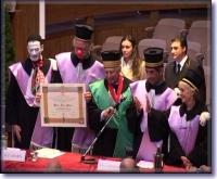Miloud Oukilì laura honoris causa