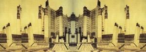 Un progetto di architettura di Antonio Sant'Elia (1888-1916)