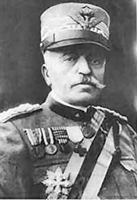Il generale Cadorna, l'uomo giusto sessant'anni prima.