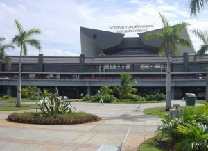 L'aeroporto José Martí a L'Avana.