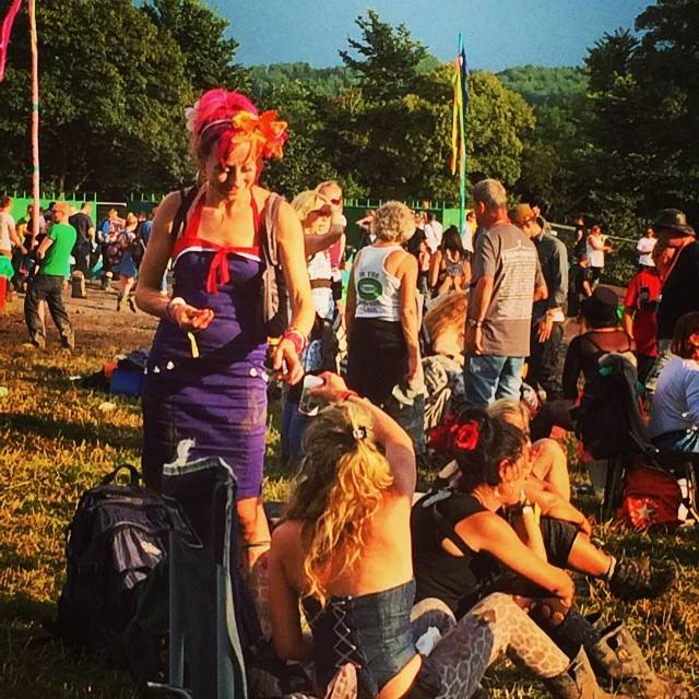 Glasto People