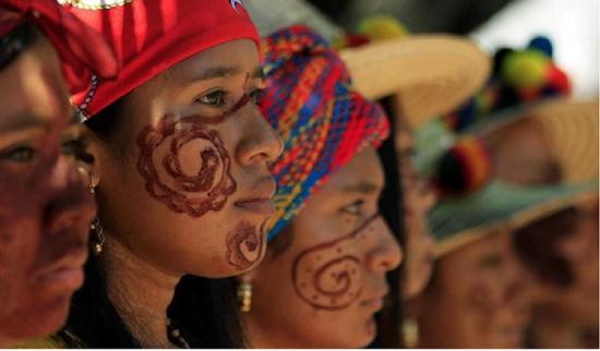 I muiscas sono il popolo che abitava il territorio dell'attuale Colombia dove oggi sorge Bogotá.